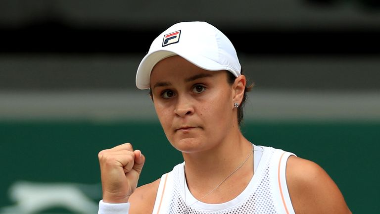 Ashleigh Barty will be back in action in Australia after 11 months out of competitive action due to the coronavirus pandemic