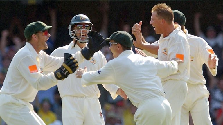 Is the 2002 Australia team the greatest to play Test cricket?