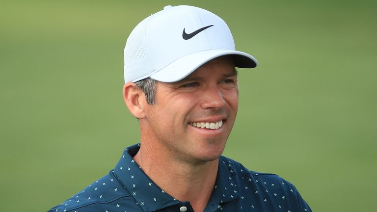 Paul Casey mixed five birdies with three bogeys during his final round