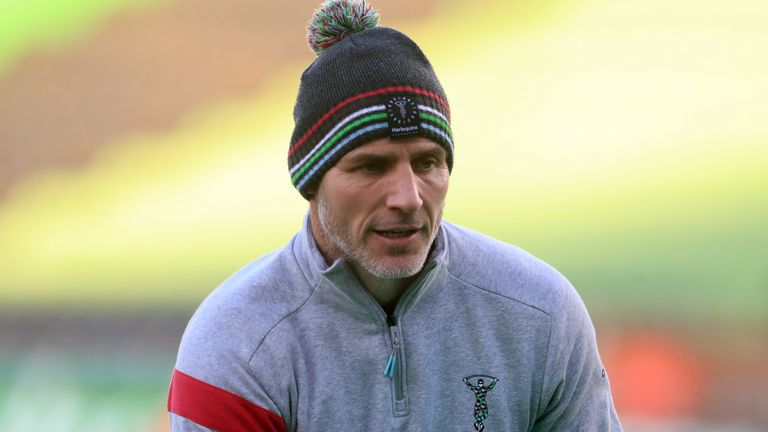 Gustard joined Harlequins in the summer of 2018