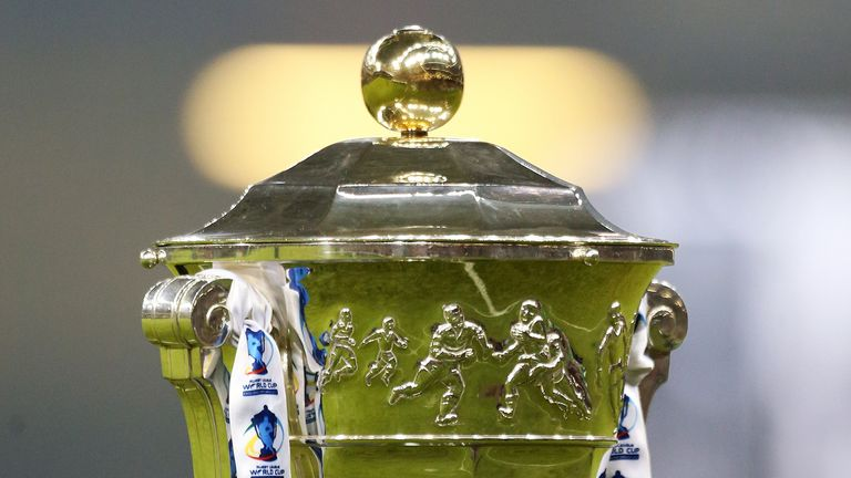 Uncertainty remains over when the Rugby League World Cup can be contested