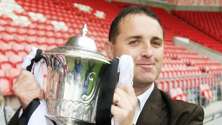Steve McCormack enjoyed a successful coaching career, including winning the Northern Rail Cup with Widnes in 2007