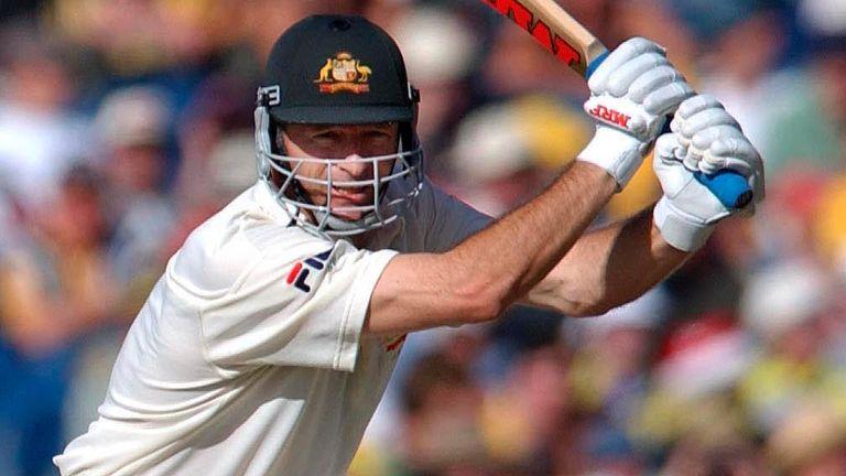 Steve Waugh's 152 ensured Australia 2002 only trailed by 25 runs on first innings against Australia 1948