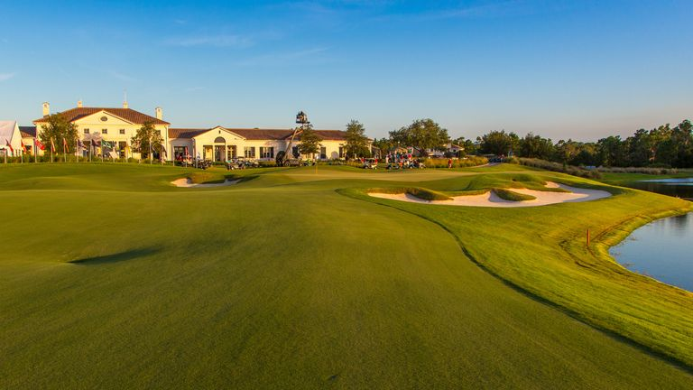 The Concession Golf Club in Florida will host the opening World Golf Championship event of 2021