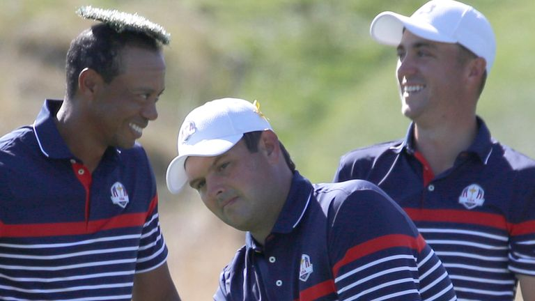 Thomas has been a long-time friend of Woods, with both part of Team USA at the 2018 Ryder Cup and 2019 Presidents Cup