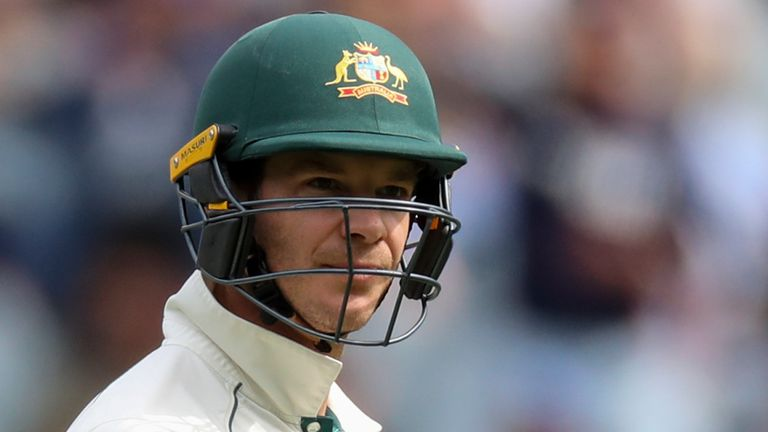 Australia's Tim Paine says there is additional tension growing between the teams over quarantine discussions