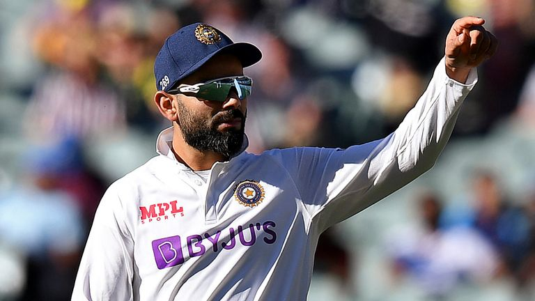 Virat Kohli is back to captain India in the Test series against England after missing three of the four Tests in Australia