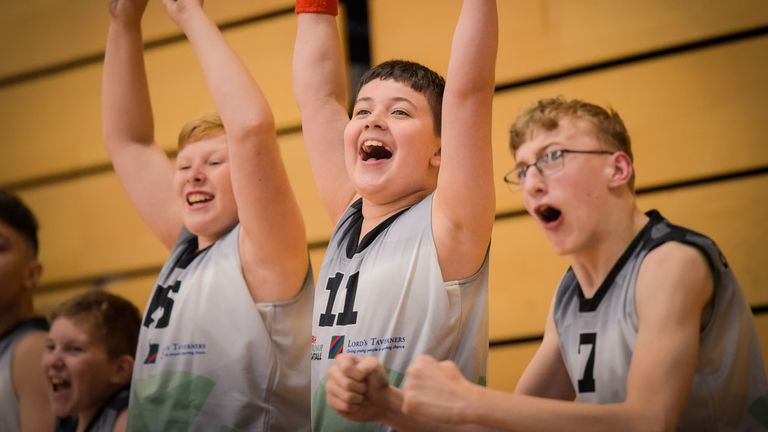 The funding is a 'fantastic opportunity' for British Wheelchair Basketball, according to chief executive Lisa Pearce (credit: British Wheelchair Basketball)