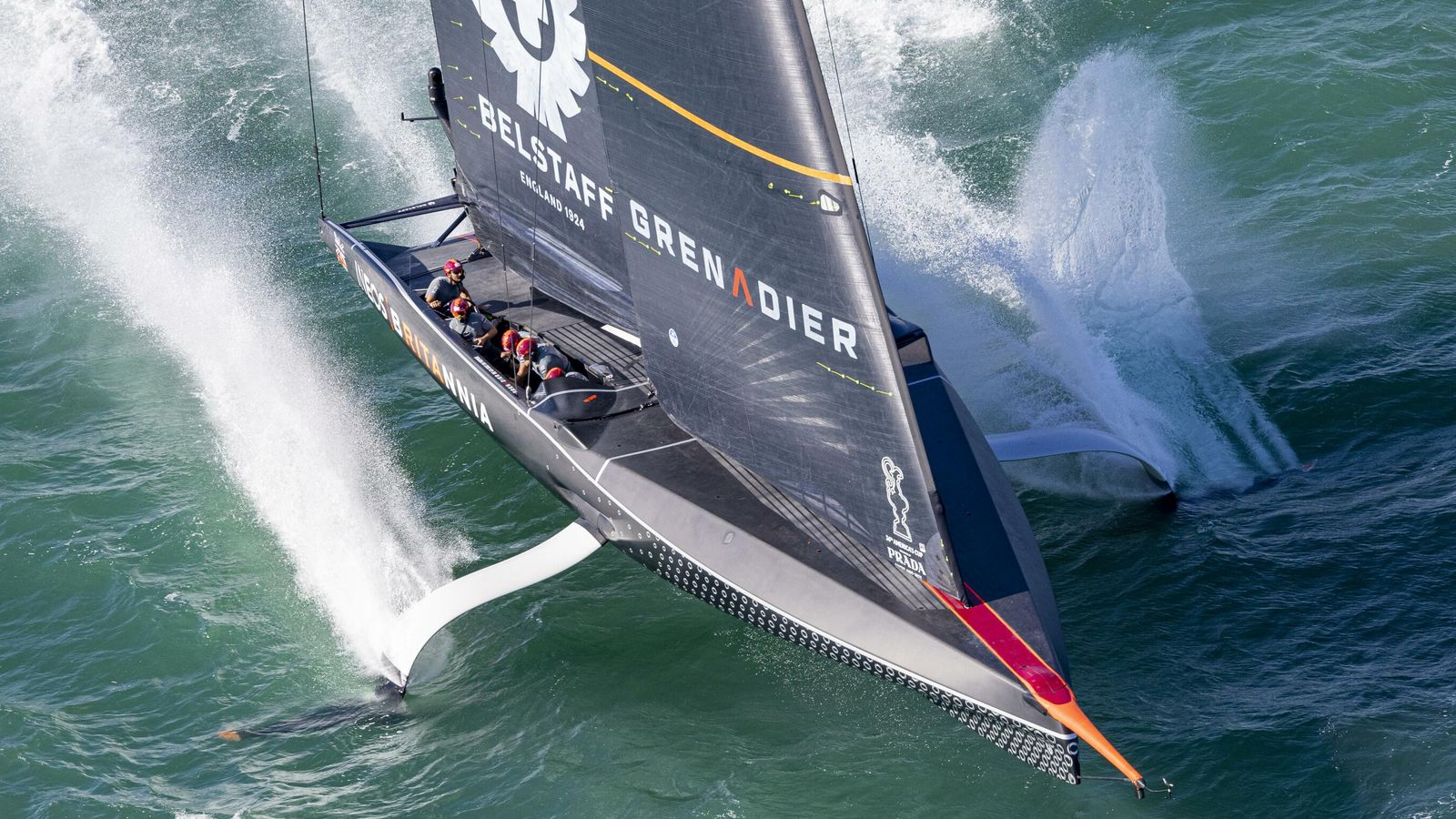36th America's Cup: INEOS TEAM UK set for significant second day in PRADA Cup Final