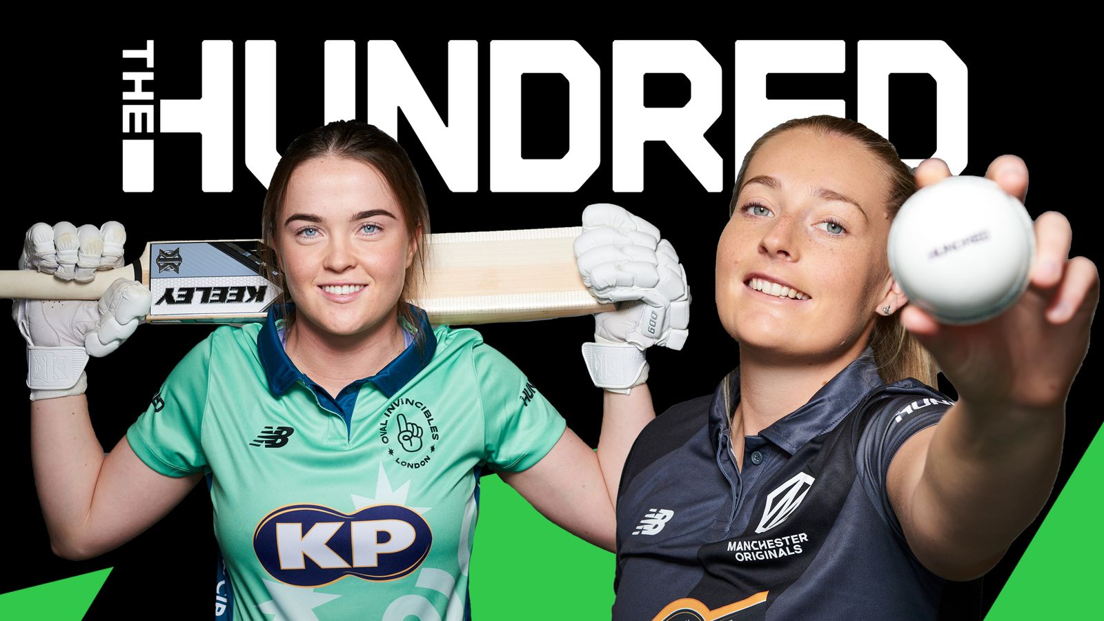 The Hundred to launch with historic women's match