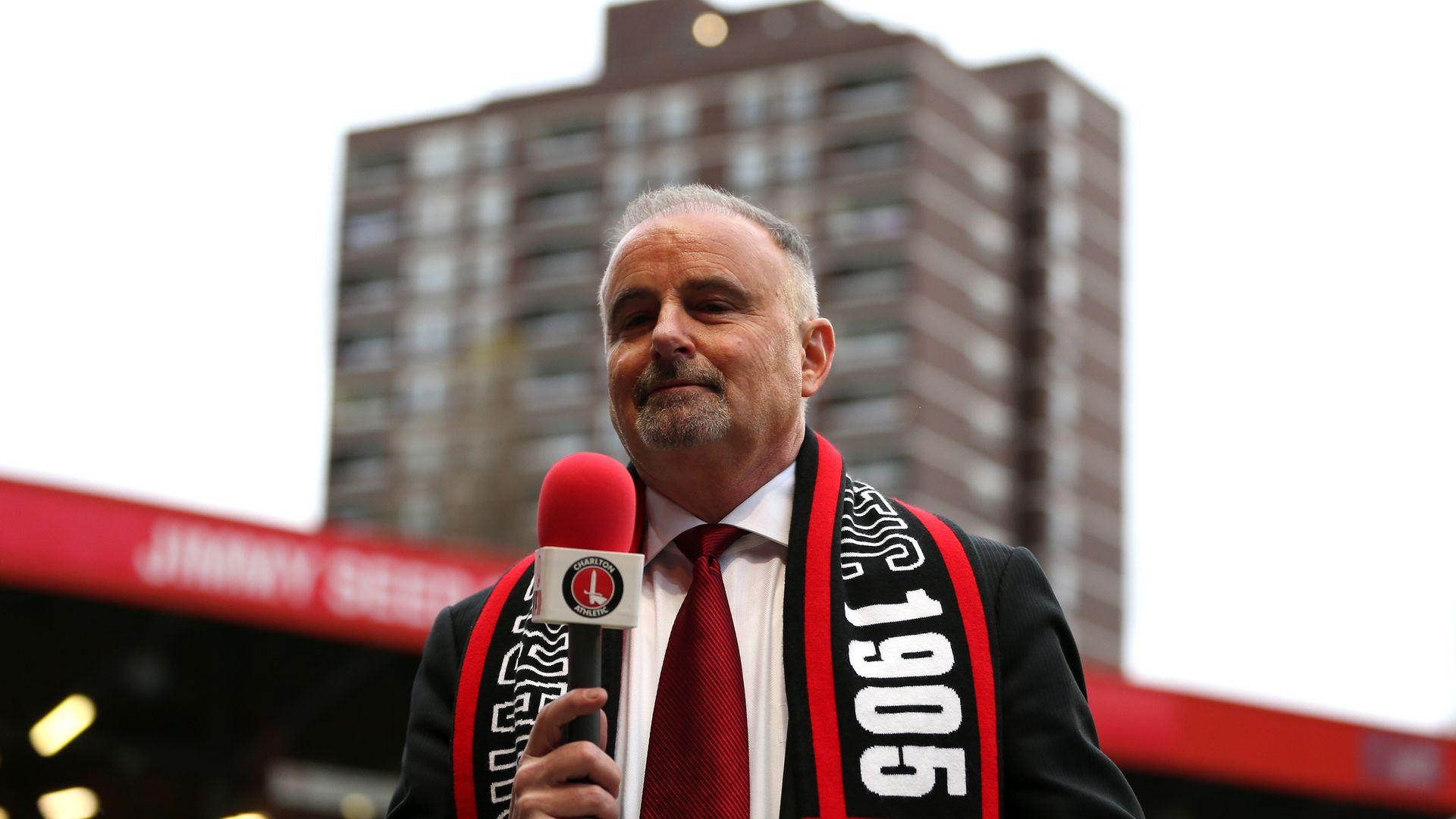 Sandgaard keen to get Charlton into WSL