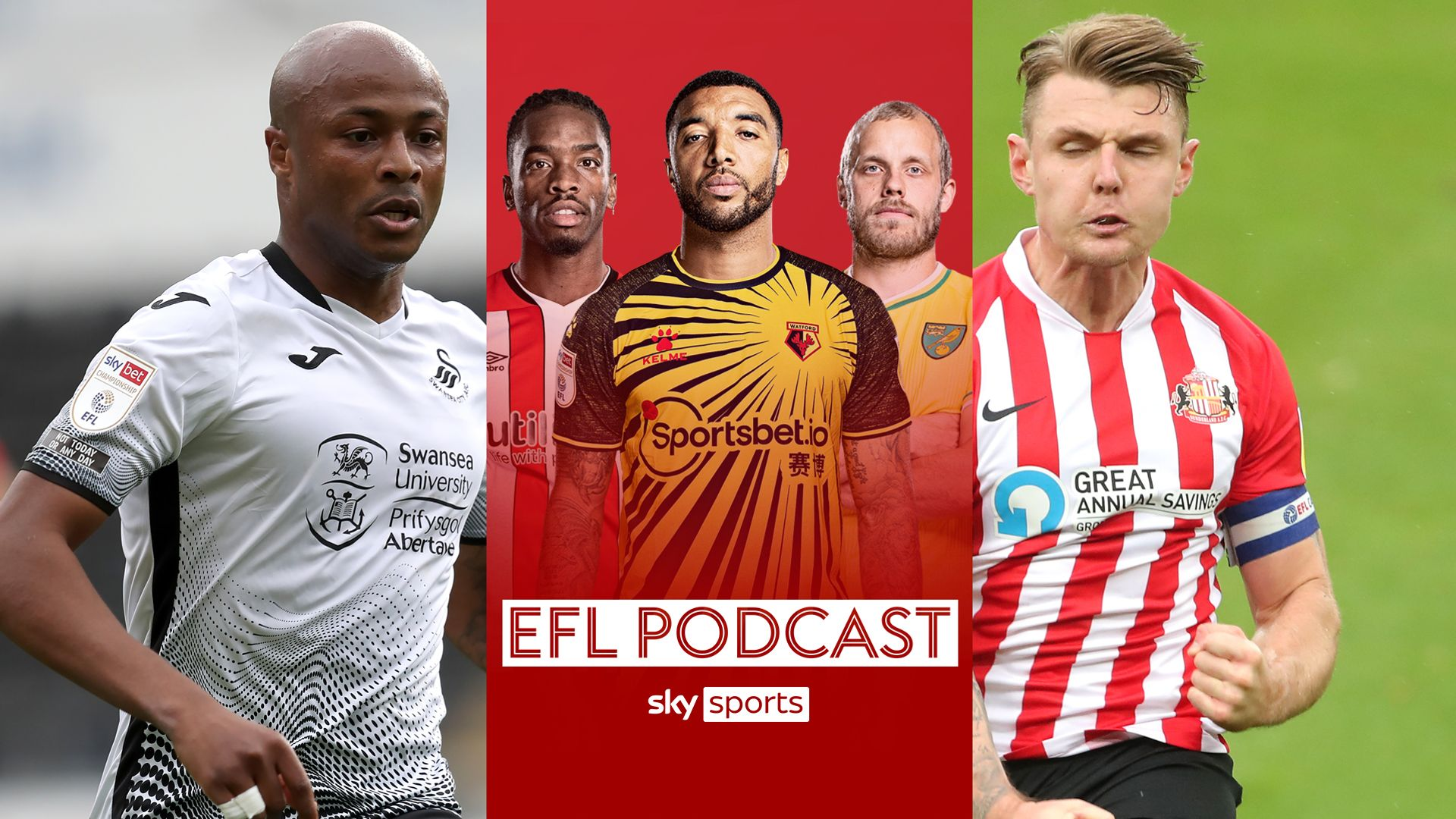 EFL Podcast: Canaries, Bees, Swans & the race for the PL