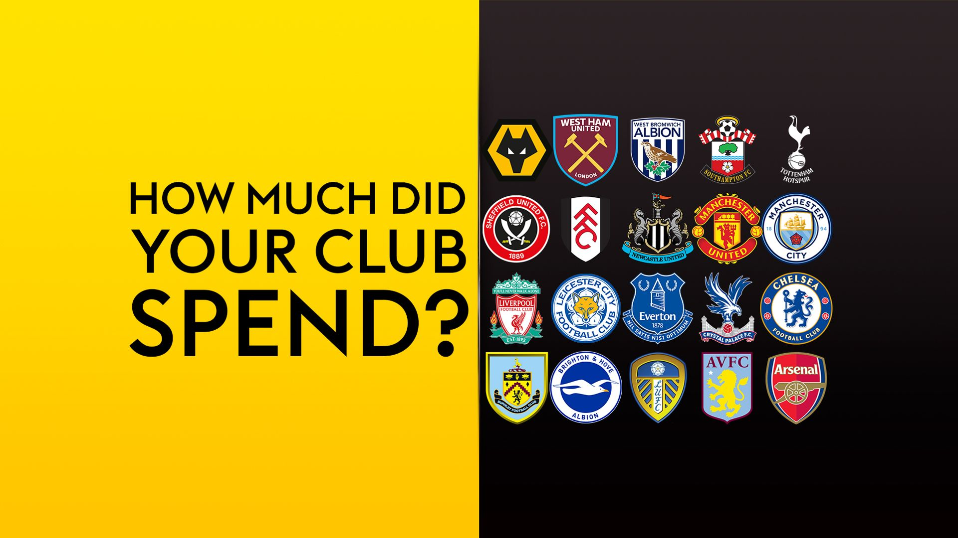 How much did your club spend?