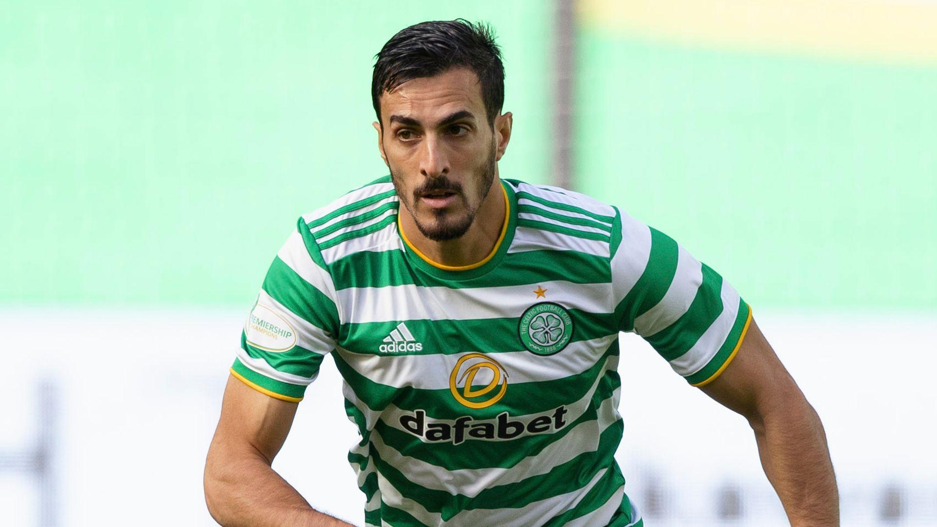 Elhamed completes Celtic exit