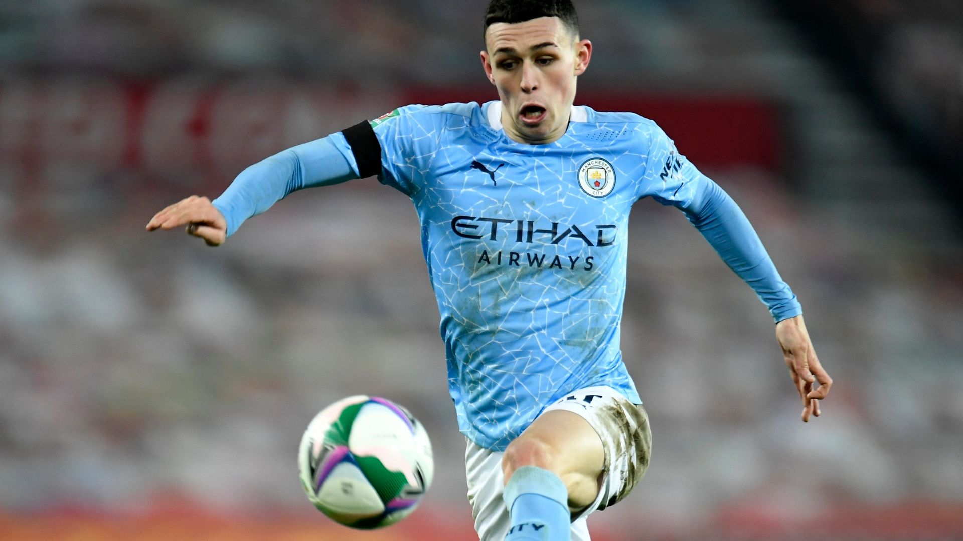 Foden: The boy who always has a ball at his feet
