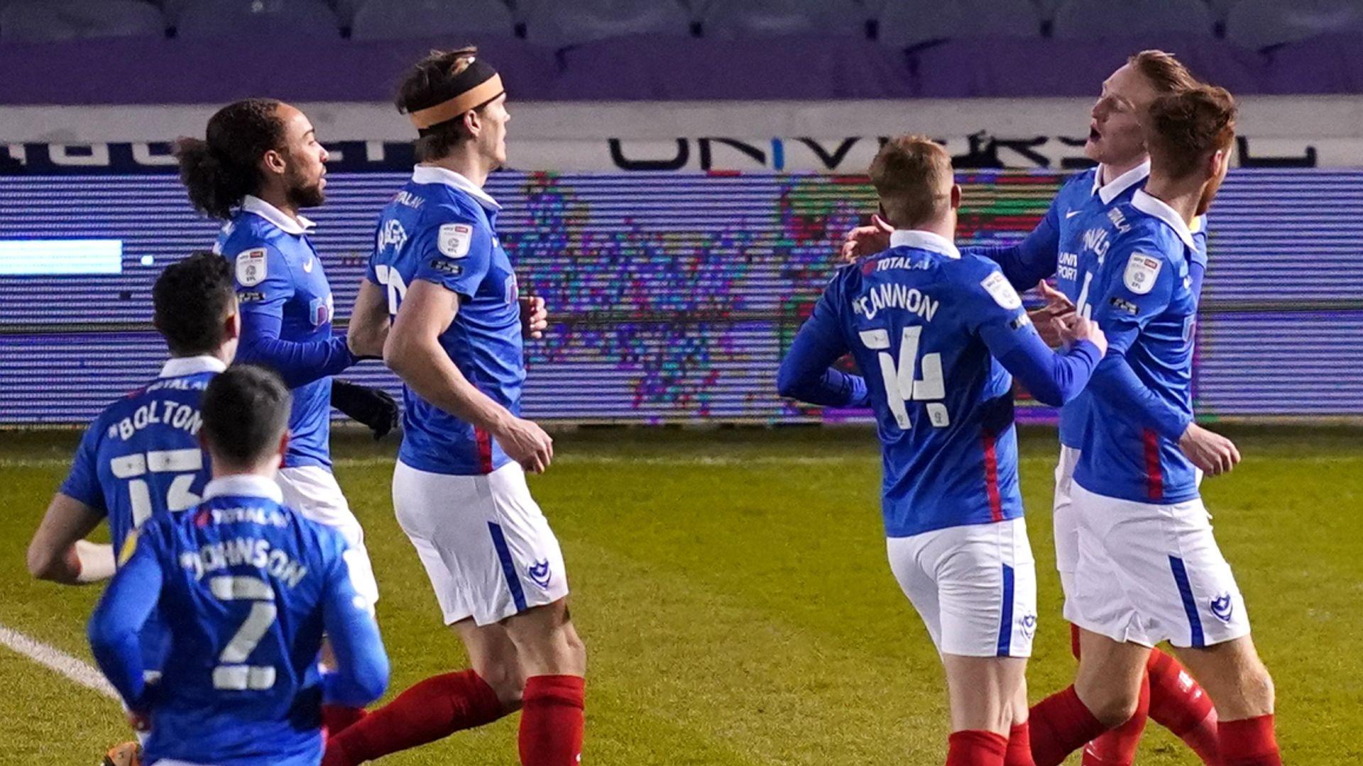 EFL: Pompey, Sunderland, Ipswich lead LIVE!
