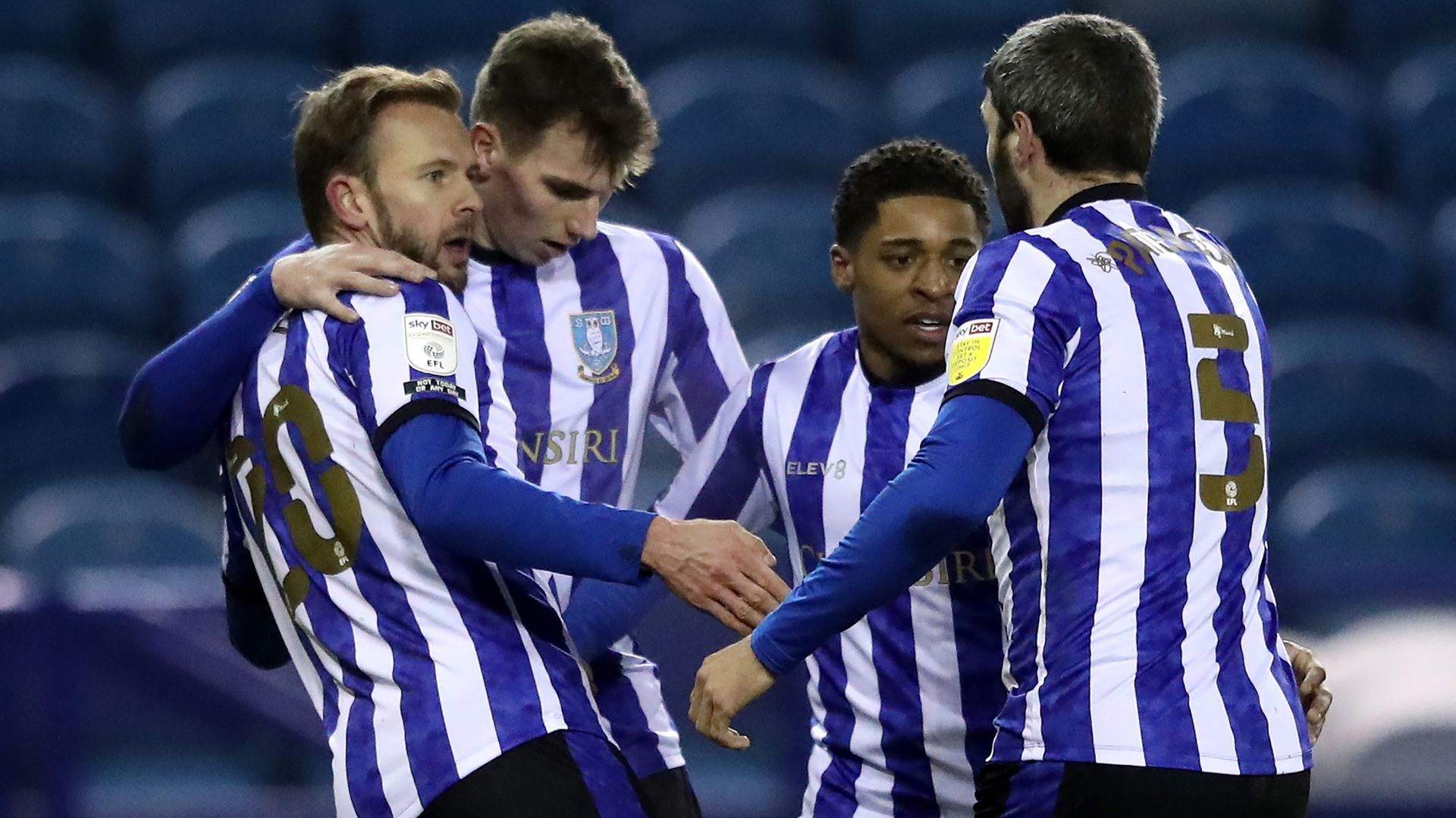 Sheff Wed win to climb out of relegation zone
