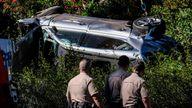 Tiger Woods Car Crash: Memories of Ben Hogan's Near Fatal Crash and His Miraculous Recovery in 1950 |  Golf news