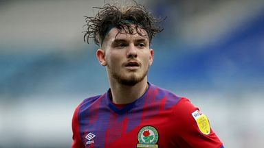 Harvey Elliott is currently on loan at Blackburn from Liverpool