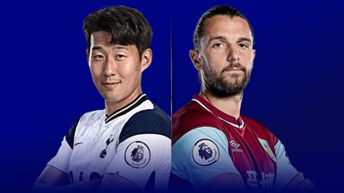 Watch Spurs vs Burnley live on Sky Sports