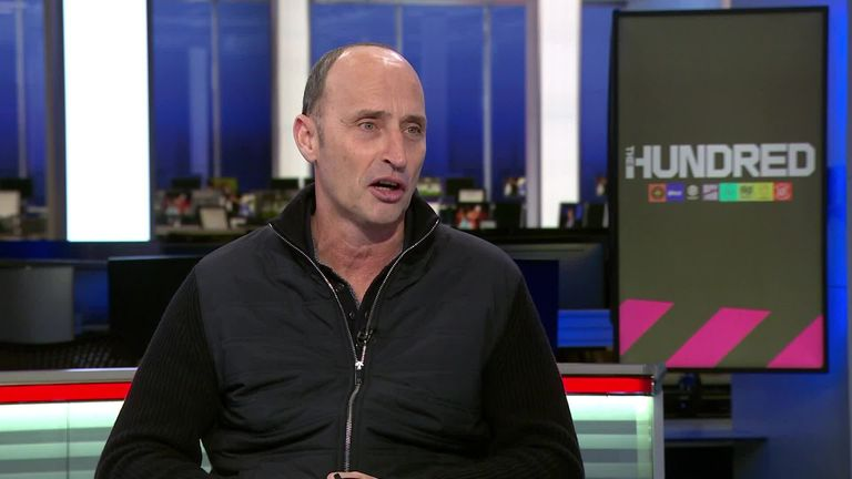 Nasser Hussain says the depth of quality within The Hundred tournament will attract fans and help inspire future generations to take up the game