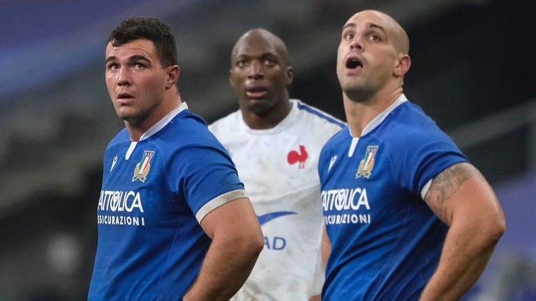 Can Italy avoid the wooden spoon for the sixth year in a row?