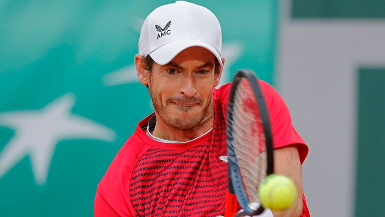 Murray is due to compete at the Open Sud de France in Montpellier before heading to Rotterdam a week later