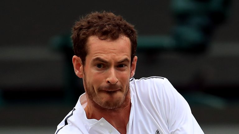 Murray will be back in action at next week's ABN AMRO World Tennis Tournament in Rotterdam