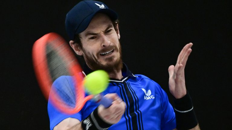 Andy Murray will fly straight to France ahead of ATP Tour event