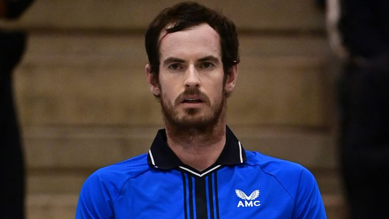 Andy Murray says he still believes he can 'compete for big events'