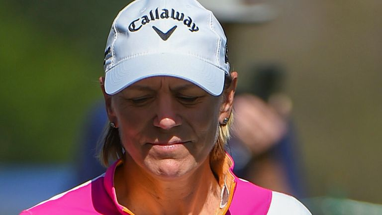 Sorenstam is due to play in the US Senior Women's Open later this summer