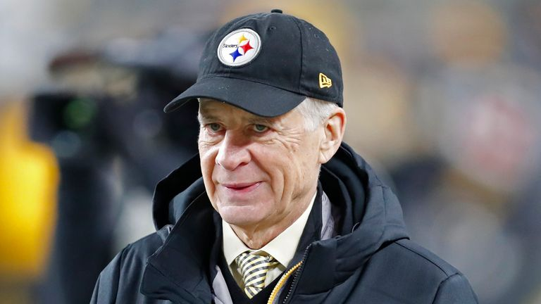 Steelers president Art Rooney II has had a 'productive meeting' with Roethlisberger