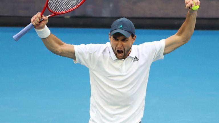 Russia's Aslan Karatsev produced an incredible run at the Australian Open