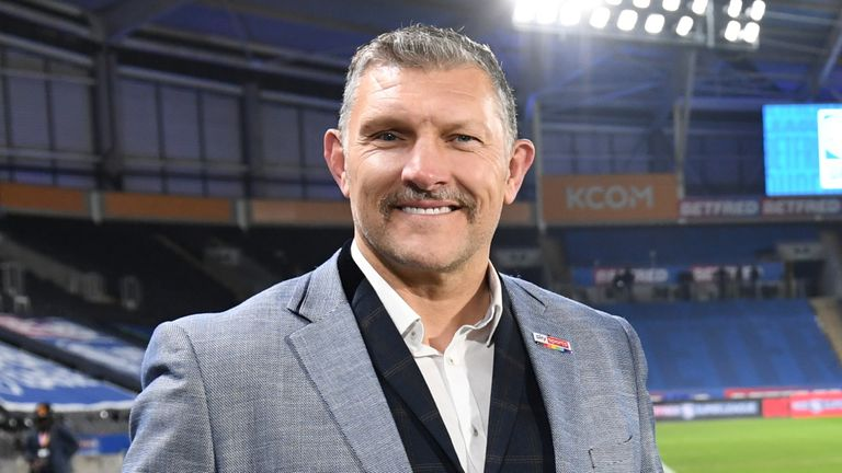 Sky Sports' Barrie McDermott has plenty of reasons to look forward to the opening round of Super League