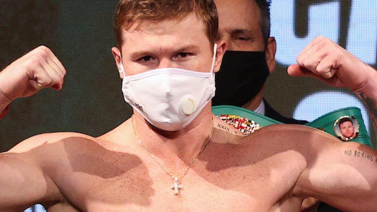 Saul 'Canelo' Alvarez fights Avni Yildirim on Saturday night