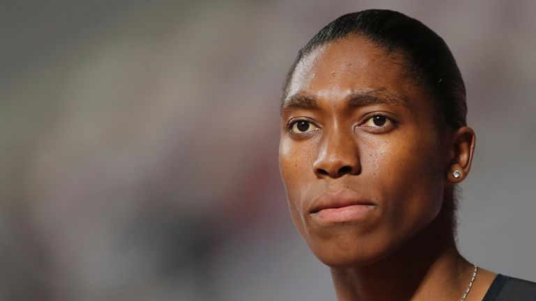 Caster Semenya will appeal to the European Court of Human Rights