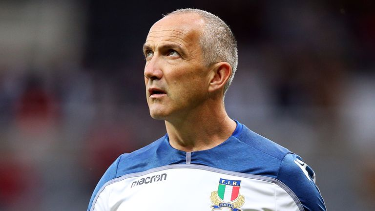 Former Italy head coach Conor O'Shea is in no doubt the Azzurri deserve to be part of the Six Nations