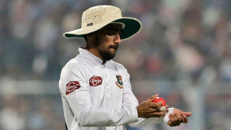 Bangladesh captain Mominul Haque has been criticised, along with coach Russell Domingo, after his side's Test series defeat at home to West Indies