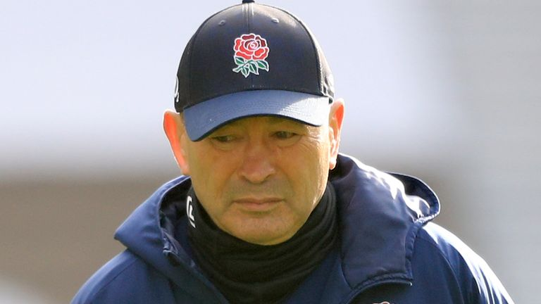 Eddie Jones blamed himself for Scotland's defeat