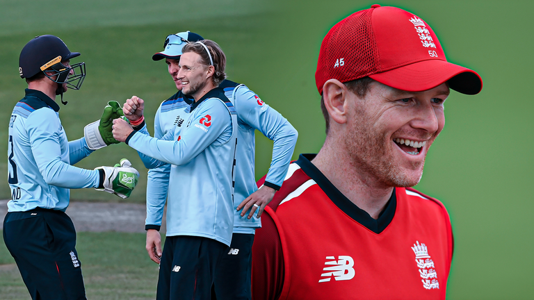 Sky Sports will show England's ODI and T20 series against India