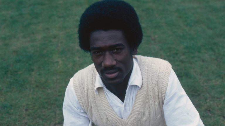 Ezra Moseley played two Tests and nine one-day internationals for West Indies