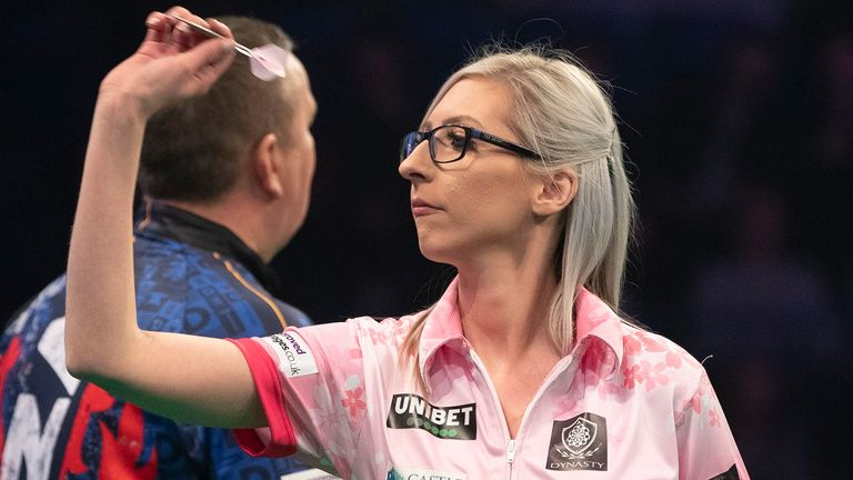 Sherrock is looking to become the second female player to win a PDC Tour Card