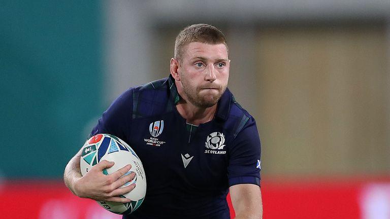 Scotland playmaker Finn Russell returns to the team
