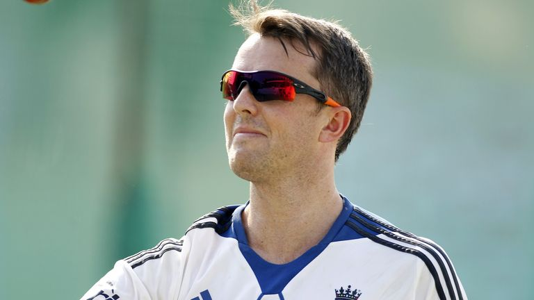 Graeme Swann's 20 wickets was a series-leading tally
