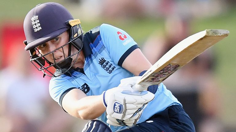 England Women cruise to win over New Zealand as Tammy Beaumont and Heather Knight hit fifties | Cricket News