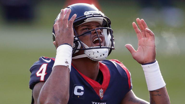 Texans quarterback Deshaun Watson wants out in Houston - AP