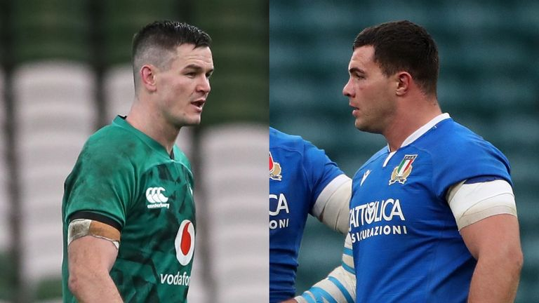 Ireland and Italy will have an all-out battle at the Stadio Olimpico in Rome