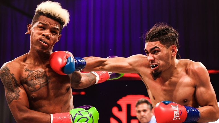 Janelson Figueroa Bocachica is targeting his 17th straight victory