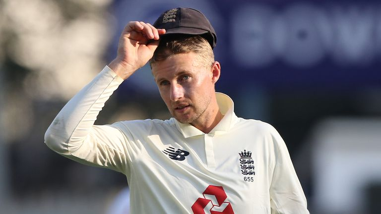 Chris Silverwood says Joe Root (pictured) is not frustrated that he is missing key players for Test matches (Pic credit - BCCI)
