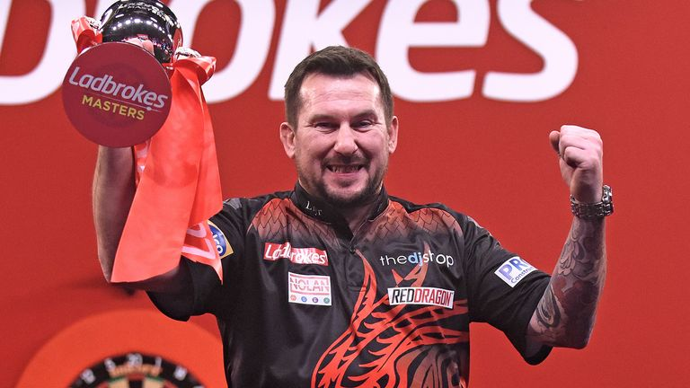 Clayton's first individual major triumph at the Masters saw him secure a last-gasp Premier League place
